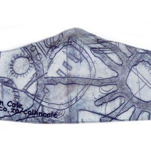Collin Cole Commuicate Mask